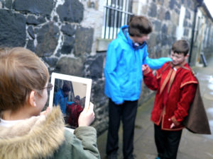 Scotland's Castles: Reinventing the Learning Experience
