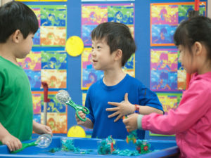 Nanjing International School: Collaborative Strategy